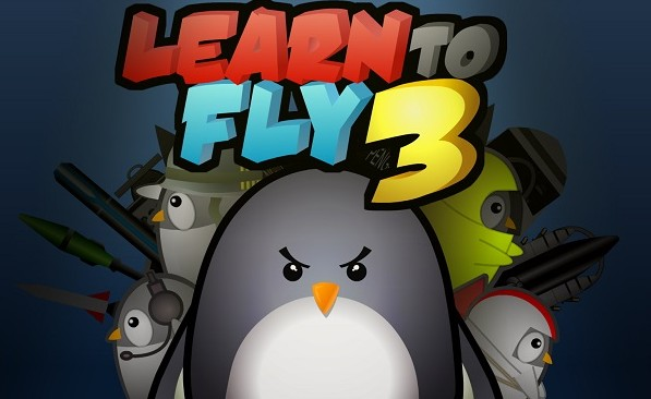 Learn to Fly 3 - Play Learn to Fly 3 on Crazy Games