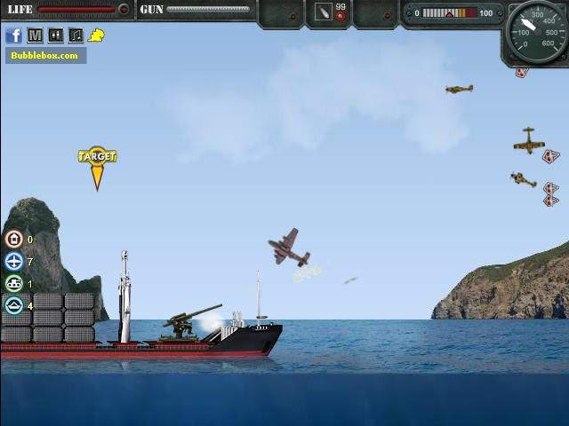 Bomber At War