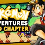 Pokemon Adventures Gold
