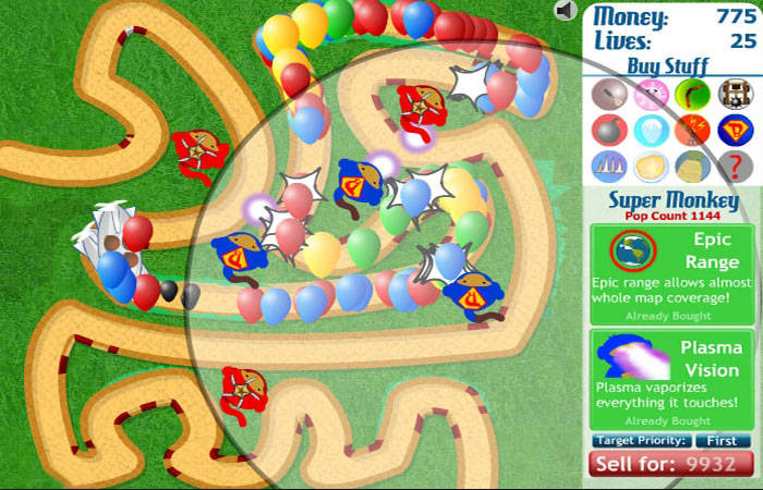 Image Bloons Tower Defense 3