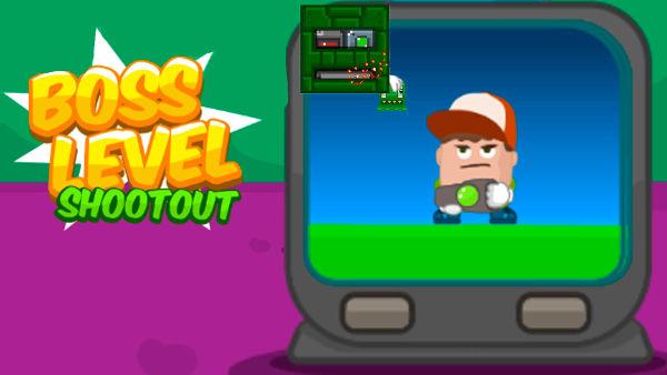 Image Boss Level Shootout - Unblocked