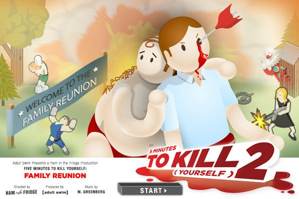5 Minutes To Kill Yourself Reloaded Unblocked