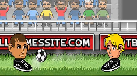 Big Head Soccer Championship