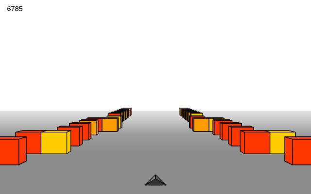 Image Cubefield unblocked