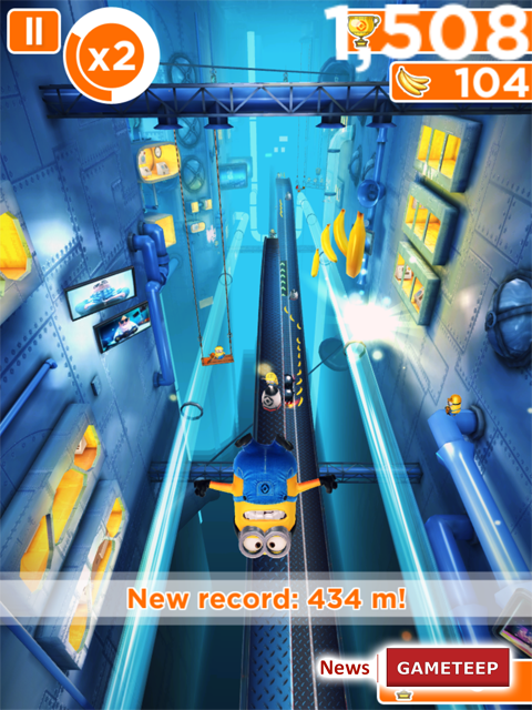 Minion Rush unblocked