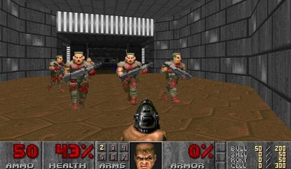 Image Doom online