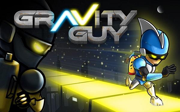 Gravity Guy Unblocked