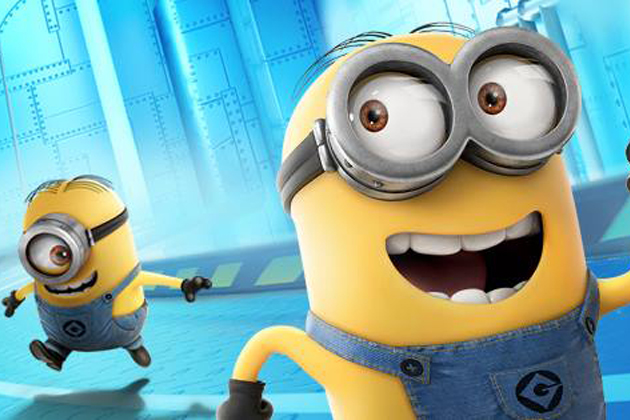 Image Minion Rush unblocked