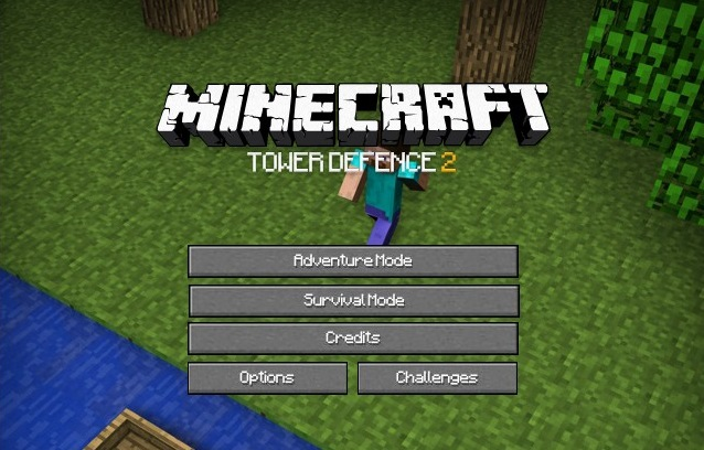 Image Minecraft Tower Defense 2 - unblocked
