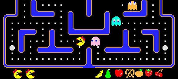 Image Ms. Pac-Man online arcade