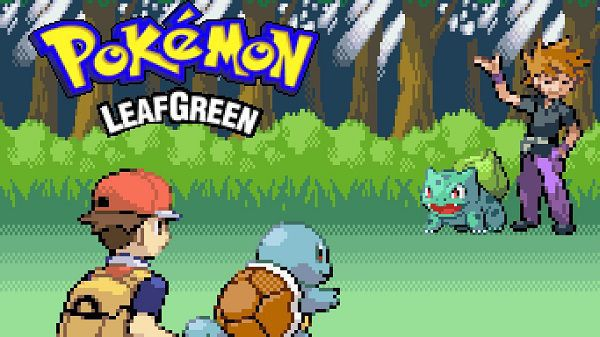 Image Pokemon - Leaf Green Online Unblocked
