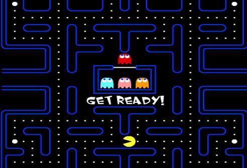 Image Pacman Flash Game - Online