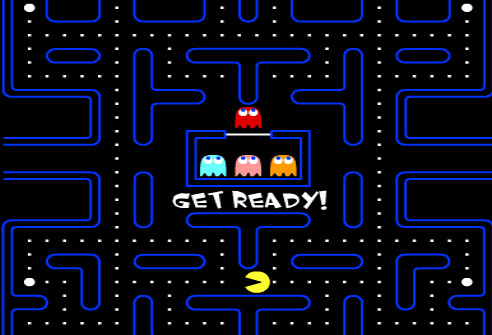 Pacman Flash Game – Online