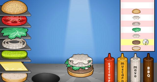 papas hamburger