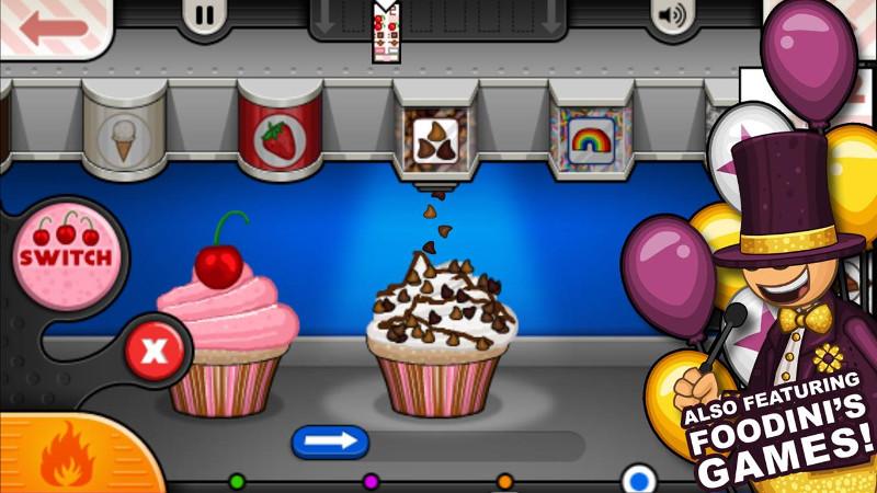 Image Papa's Cupcakeria Unblocked