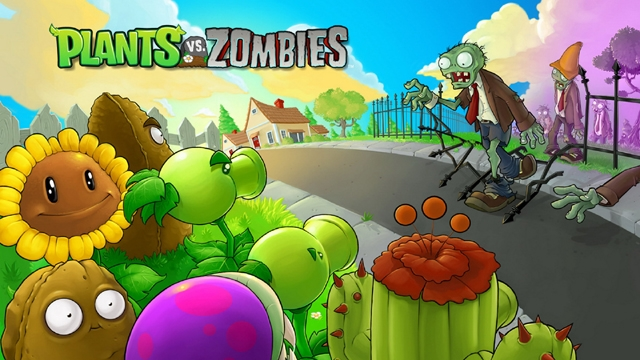 Image Plants vs Zombies 2