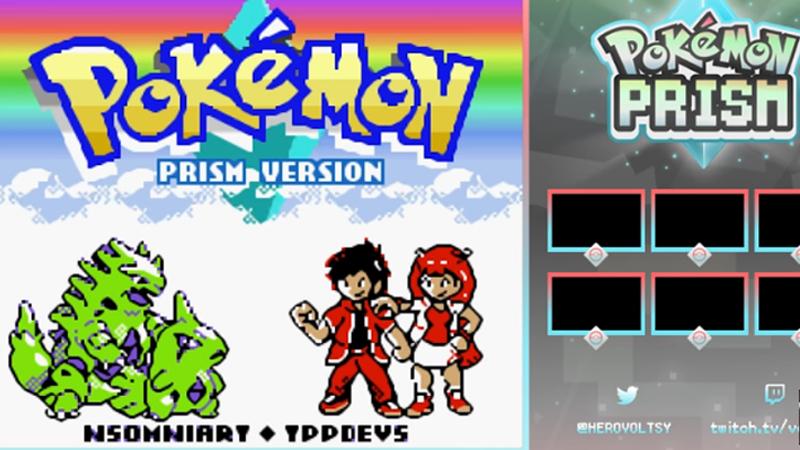 Pokemon – Prism Hacked Unblocked