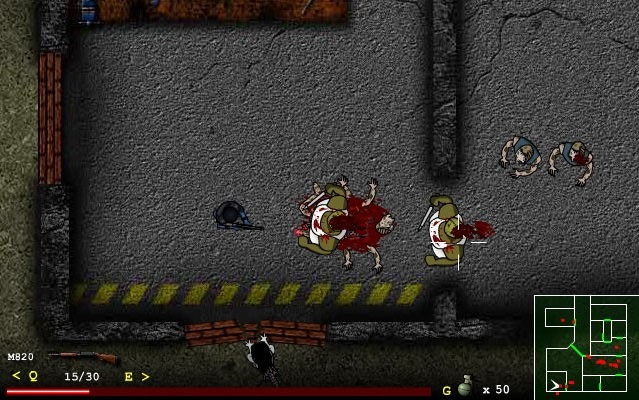 Image Sas Zombie Assault 2 unblocked