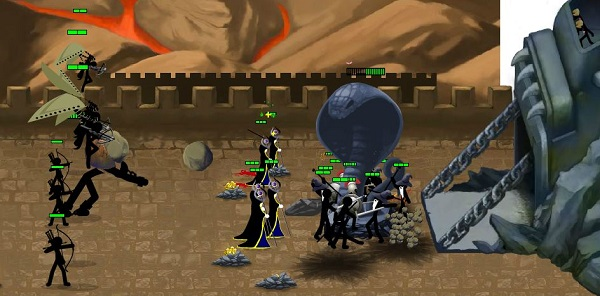 stick war 2 online
