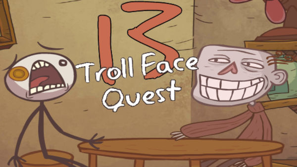 Image Trollface Quest 13 unblocked