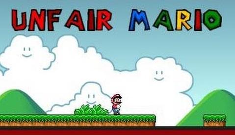 Image Unfair Mario unblocked