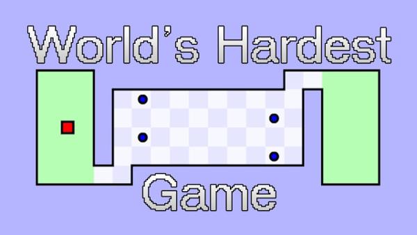 Image Worlds hardest game