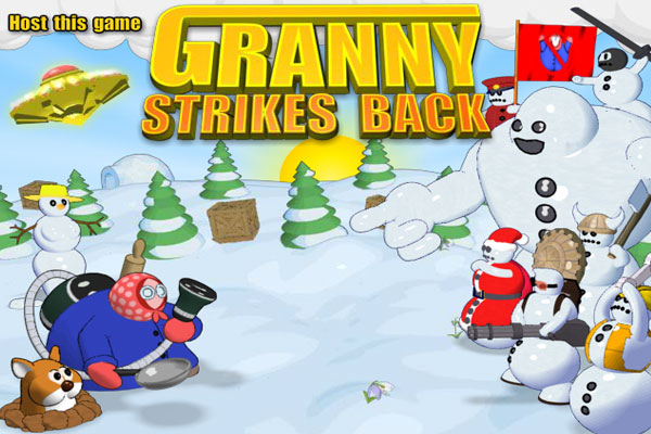 Image Granny Strikes Back