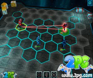 Image Robomon Arena - Unity 3d game