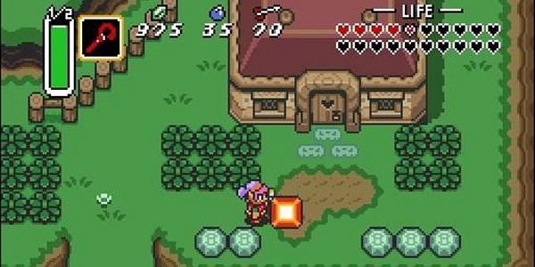 Image Legend Of Zelda: Link To the Past Unblocked